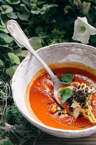 Lezioni di cucina vegetale