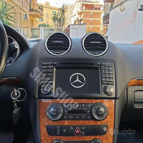 Autoradio android 10 Per Mercedes ML W164 GL X164