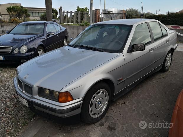 BMW Serie 3 (E36) - 1997 - 318 TDI 90CV 4 Porte