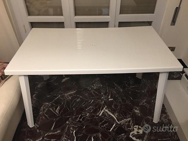 Tavolo Nuovo da esterno/interno