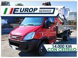 Iveco Daily 35C10 2.3 Hpi PLM-RG Cabin. +Cestello