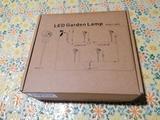 Aogled Luci da giardino a LED 3W COB