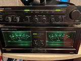 Amplificatore Onkyo M508 e pre Onkyo P304