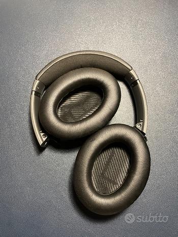 Bose QuietComfort 35 II cuffie Wireless