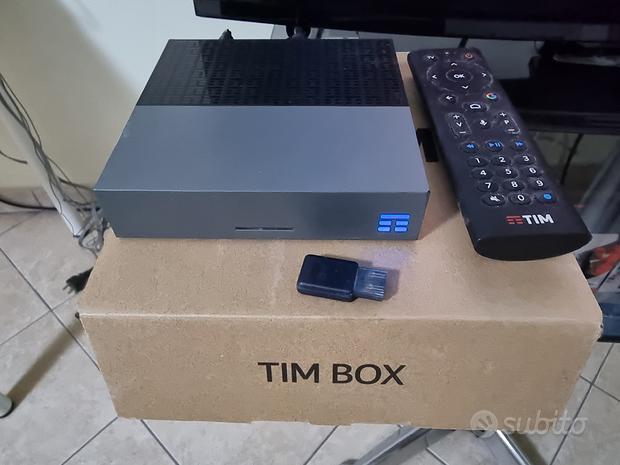 TIM BOX Decoder Timvision 32GB ULTIMA EDIZIONE