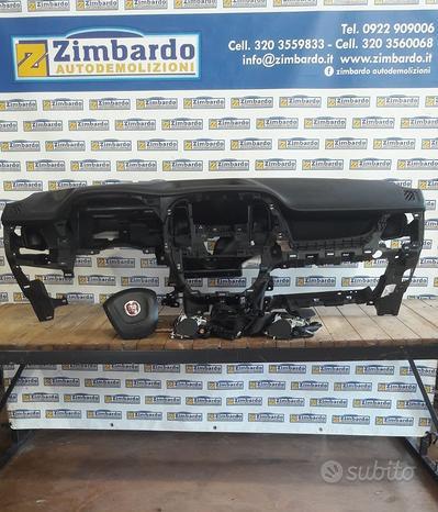 Cruscotto kit airbag Fiat Doblo' 2017