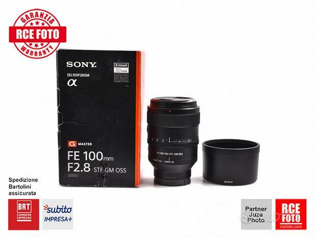 Sony FE 100 F2.8 STF GM OSS - E Mount (Sony)