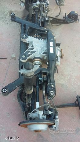 Ricambi auto meccanica sospensione anteriore