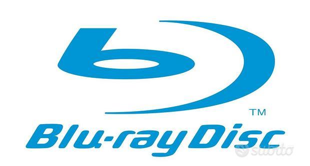 Film e Serie TV in DVD e Blu-Ray - 4K