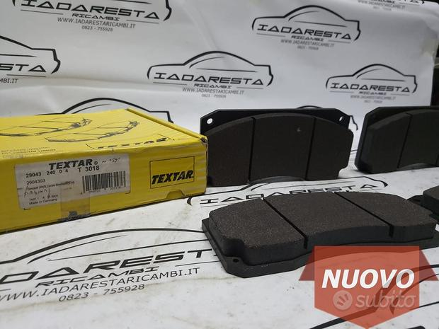 Pastiglie Freno Ant Renault Magnum 5000297198