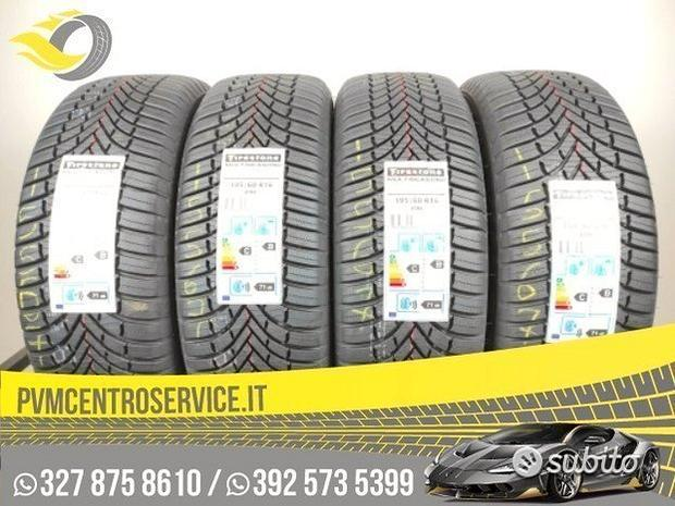 Gomme Nuove 195 60 16 Firestone 15567