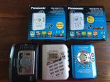 3 Stereo radio cassette player anni 90