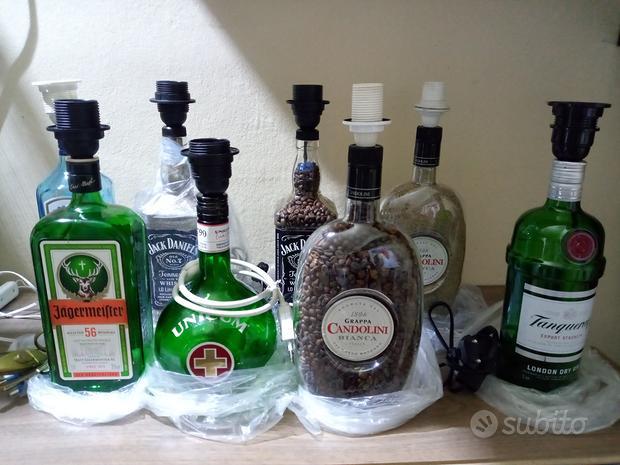 Lampade bottiglie Artigianali vari Marchi nuove