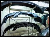 Paraurti anteriore paraurti posteriore con sensori
