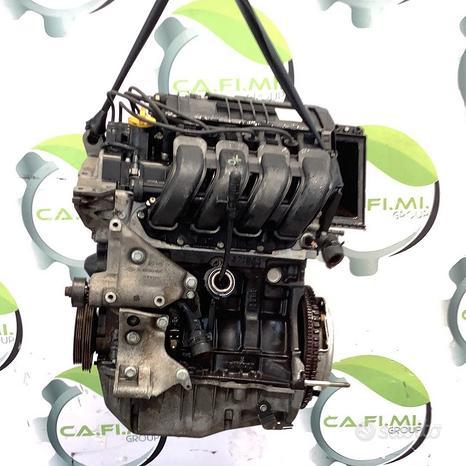 D4FB712 Motore Renault Clio 1.2 16v anno 2005