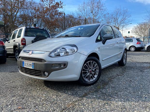 FIAT Punto Evo 1.2 8V 48KW BLU E ME SS 2010