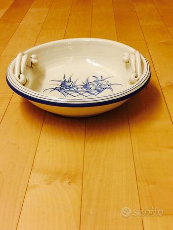 Fruttiera in Ceramica NUOVA