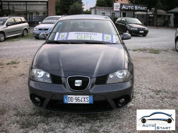 SEAT - Ibiza - 1.4 16V 85CV 5p. Stylance GPL
