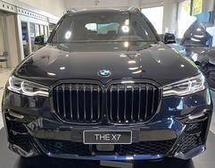 BMW X7 xDrive40d 48V