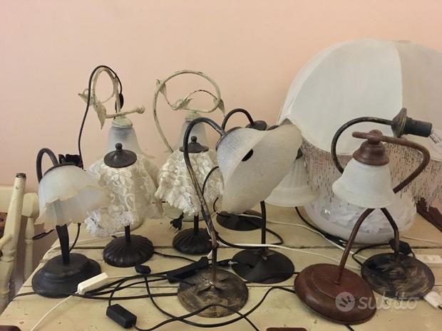 Specchi lampade varie arredamento casa