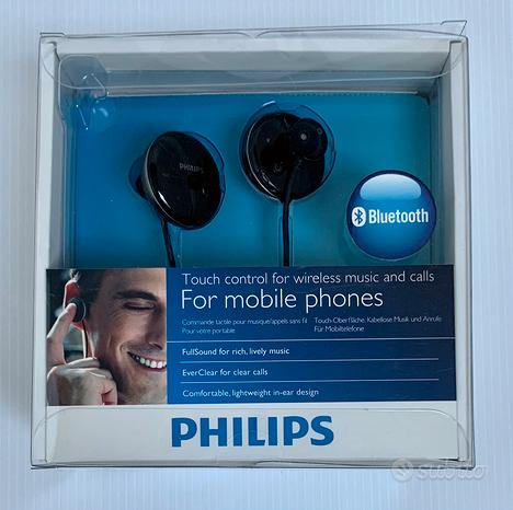 Cuffie Philips Tapster SHB7110 stereo Bluetooth
