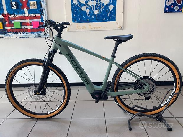 E-bike focus jarifa2 6.8 nine