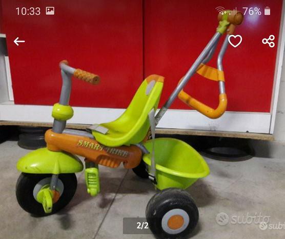 Triciclo bimbi