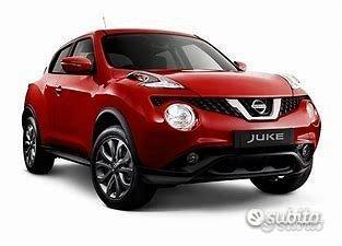 Nissan juke come ricambi