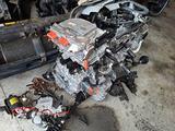 1NZ-FXE motore Yaris Hybrid 2016 con 14000 km 1NZ-