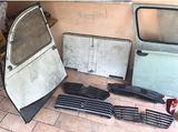 Ricambi e manuali d'officina Citroen epoca
