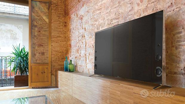 Tv sony bravia smart tv kd-55x9005b 4k 55 pollici