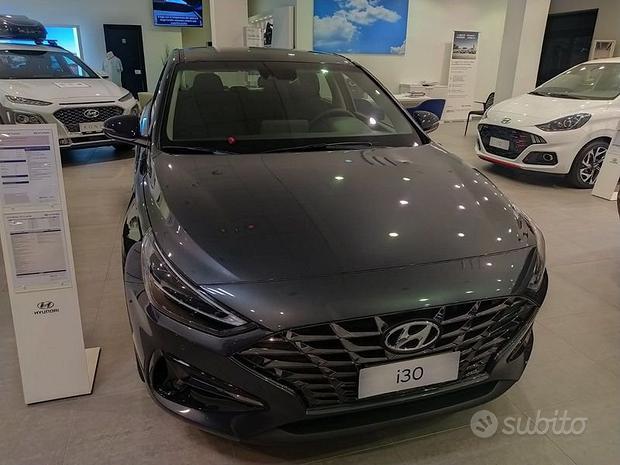 Hyundai i30 1.6 CRDi 136 CV iMT 48V 5 porte Prime