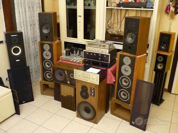 Audio Hifi Vintage