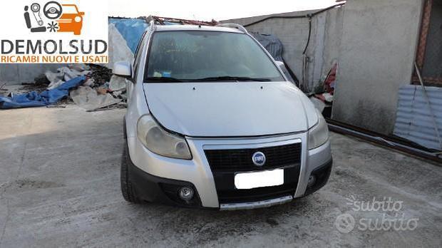 Ricambi Fiat Sedici 1.9 MJT 4X4 (D19AA) - 2007