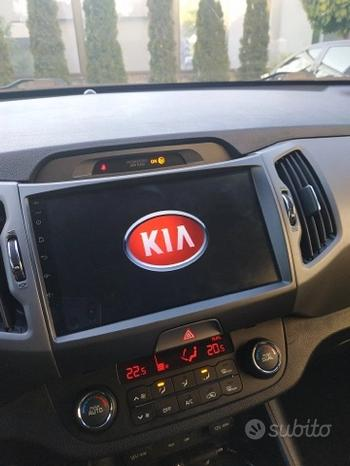 Autoradio Navigatore android per KIA Sportage