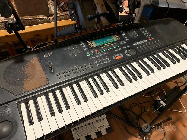Tastiera arranger gem wk2 hd