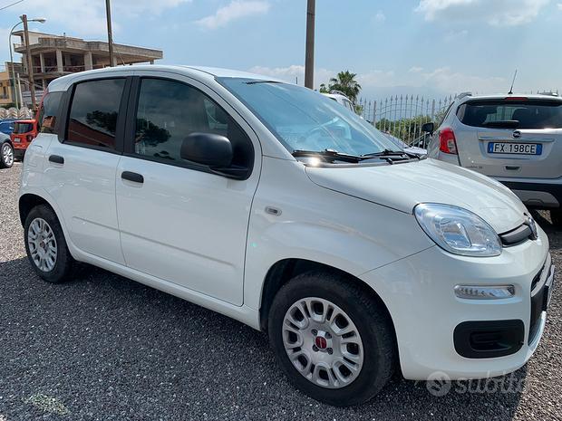 Fiat NuovaPanda 1.2Bz S&S EasyPlus WhiteModel