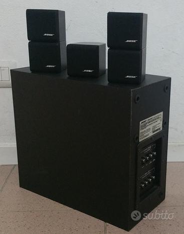 Bose sistema dolby surround + Amplificatore Onkyo