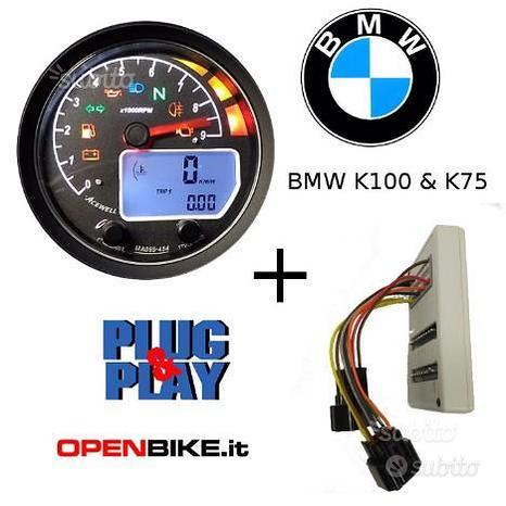 Strumentazione BMW K75 K100 Plug&Play MA-085