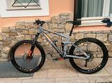 Bici Cube stereo pro 140 27,5 enduro
