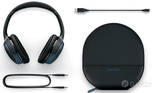 Bose SoundLink 741158-0010 Cuffie Around-Ear II Wi