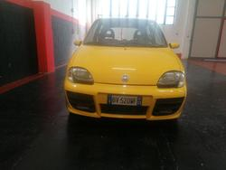 Fiat 600 sporting limited edition M. Schumacher