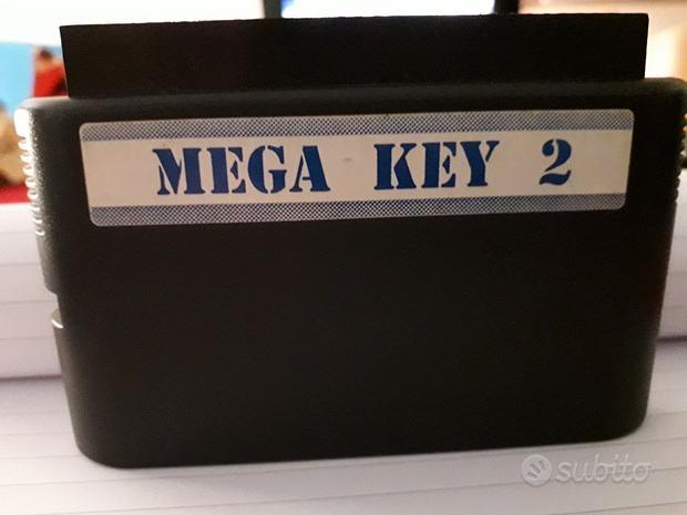 Adattatore mega key 2 per sega mega drive