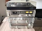 Stereo Imperial componibile vintage