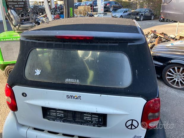Smart cabrio 2001 - 51332 - ricambi usati