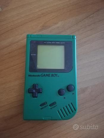 Game Boy Nintendo verde