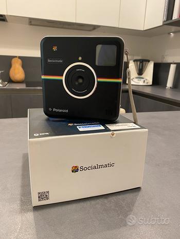 Polaroid socialmatic nero