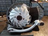 Blocco motore vespa faro basso 125 VN2M anni 50/55