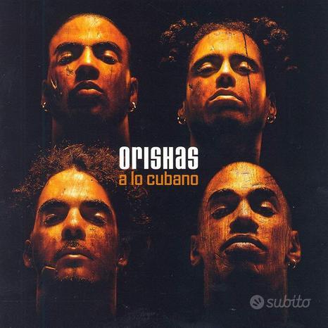 Orishas - a lo cubano, cd