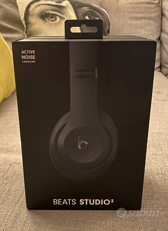 Beats Studio 3 Wireless Nero 2021 NUOVE